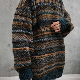 made in IRELAND  sweater
