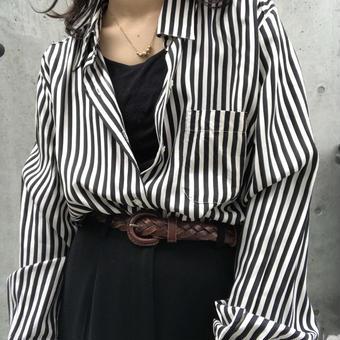 simple stripe  shirt