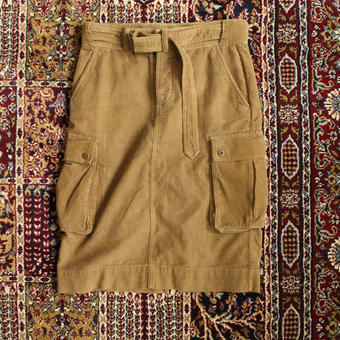 【ralph lauren】cargo skirt
