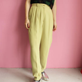 Raimu yellow slacks