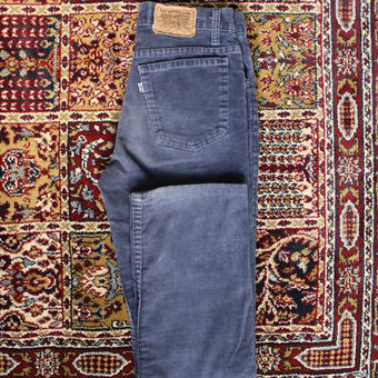 【levis】made in usa corduroy