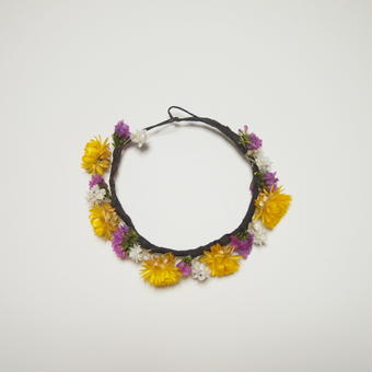 SUNSHINE RESORT ~FLOWER TIARA~