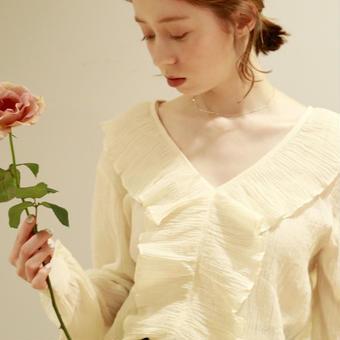 sweet pea chiffon blouse