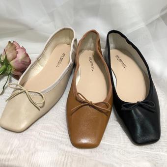 square toe ballet