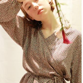 fleuret blouse