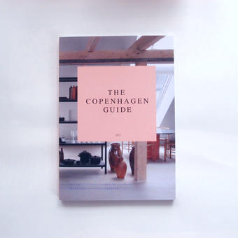 PETITE PASSPORT guide book ( Copenhagen )
