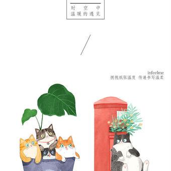 ポストカード★ネコ★