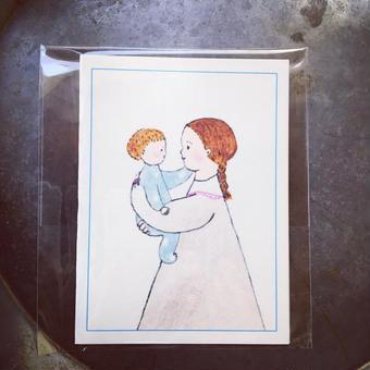 内祝に ::: card :::  mamaとbaby
