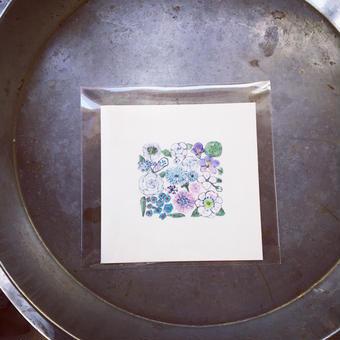 card :::  flower