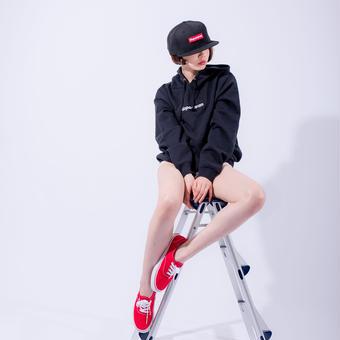 Hoodie: Nopasaran 2015 Pullover (black)