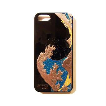 蒔絵iPhoneケース 波