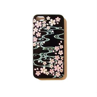 蒔絵柄iPhoneケース 桜