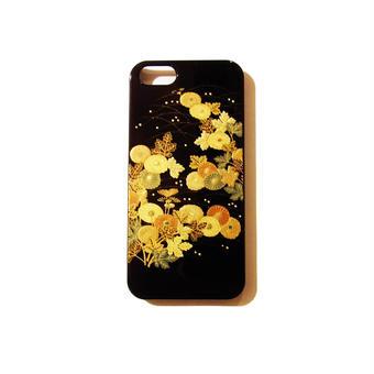 蒔絵iPhoneケース 小菊