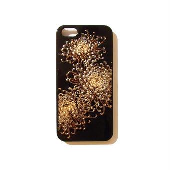 蒔絵柄iPhoneケース<5.5s> 糸菊