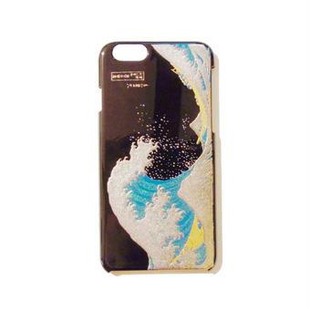 蒔絵iPhone6plusケース 波