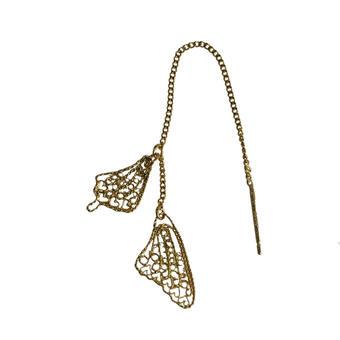 """farasha"" earrings ピアス ''ファラーシャ'' < フィリグリー >"