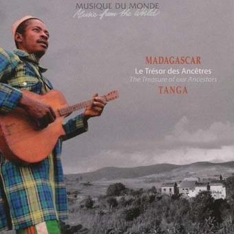 (CD) VA / Madagascar : Tanga - Le Tresor Des Ancetres              <world / africa>