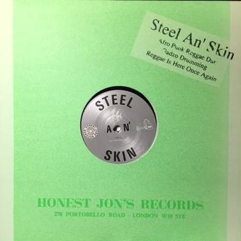"(12""/used) STEEL AN' SKIN / AFRO PUNK REGGAE DUB  <afro / disco>"