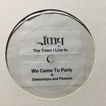 """(12""""/ used) JMG /  We Came To Party <HIPHOP / G-RAP>"""