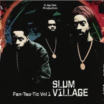 (2LP) SLUM VILLAGE / Fan-Tas-Tic vol1                  <HIPHOP / RAP>