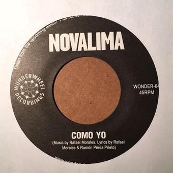 "(7"") NOVALIMA - Como Yo   <PERU / afro cuba>"