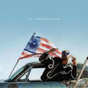 (2LP) Joey badass / all amerikkkan badass  <HIPHOP / RAP>