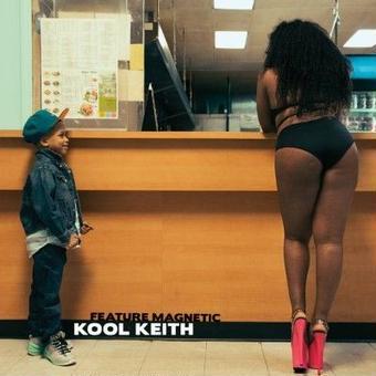 "(LP) KOOL KEITH / FEATURE MAGNETIC ""LP""    <HIPHOP / RAP>"