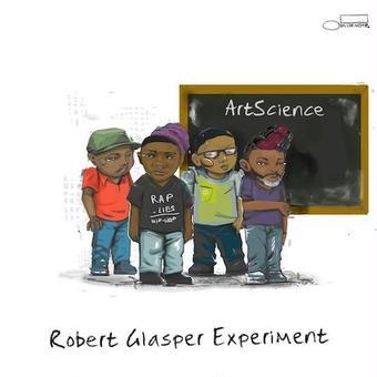 (2LP) ROBERT GLASPER EXPERIMENT / ARTSCIENCE    <R&B/jazz>