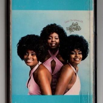 (TAPE) LOVE UNLIMITED / Under The Influence of Love Unlimited              <salsoul/boogie/USED>