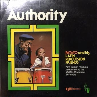 (LP / used) Patato / Authority   <world / Afro-Cuban Jazz>