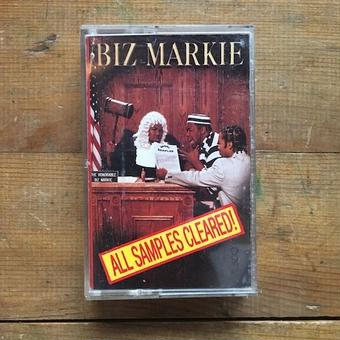 (TAPE) BIZ MARKIE / All Samples Cleared!           <HIPHOP / RAP / used>