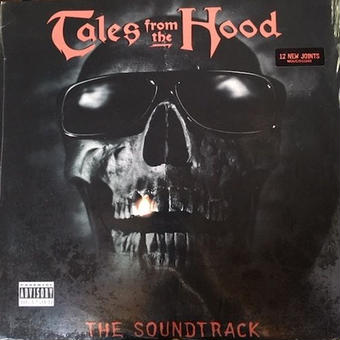 (LP) V.A./ Tales from the Hood(TheSoundtrack)     <HIPHOP / RAP / 新品未開封>