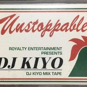 (TAPE /used) DJ KIYO / Unstoppable    <HIPHOP / 90's / MIX>