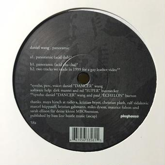 "(12""/used) Daniel Wang / panoramic  <house / beatdown>"