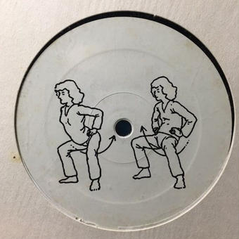 "(12""/used) GUILLAUME & THE COUTU DUMONTS  / MY MAIN MAN EP    <house >"
