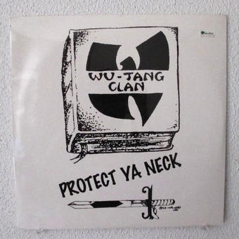 "(12"") WU-TANG CLAN / Protect Ya Neck        <HIPHOP/RAP/新品シールド/デッドストック>"