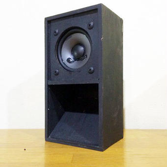 (スピーカー) SHOGUN MINI SOUND SYSTEM Back-loaded [BLACK]