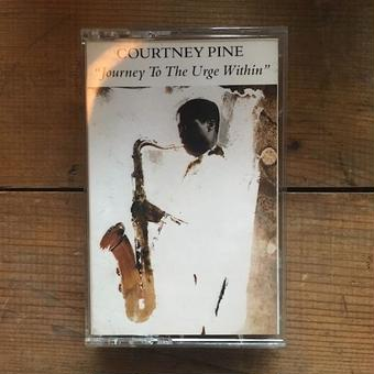 (TAPE/used) COURTNEY PINE / Journey To The Urge Within      <jazz / club / used>