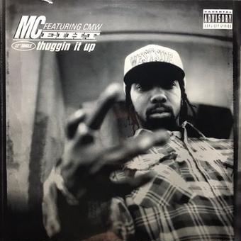 "(12"") MC EIHT /  THUGGIN IT UP   <HIPHOP / G-RAP / 新品未開封>"