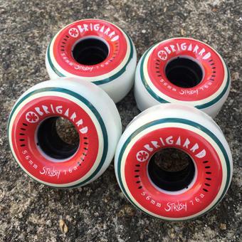 (wheel) Strush x OBRIGARRD Soft Wheel 56mm 76a