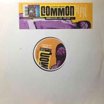 "(12""/used) COMMON / Come Close - BOOZOO BAJOU Version <HIPHOP / RAP>"
