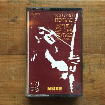 (TAPE) DOM UM ROMAO / spirit of the times/espirito du tempo   <Brasil / used>