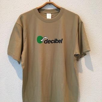 (T-shirts) dBL × D.F SQEZ  Tee - sand -