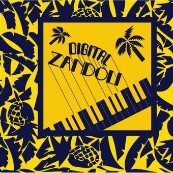 (CD) V.A. / DIGITAL ZANDOLI                   <Boogie / calibian / 80s>