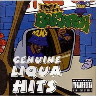 (LP) VELL BAKARDY / genuine liqua hits     <hiphop/RAP/新品未開封>