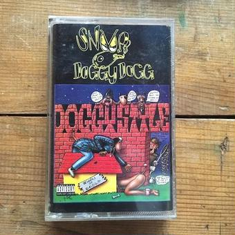 (TAPE/used) SNOOP DOGGY DOGG / Doggy Style   <HIPHOP / RAP / used>