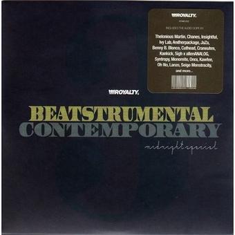 (MIXCD) DJ KIYO / BEATSTRUMENTAL              <HIPHOP / breakbeats>