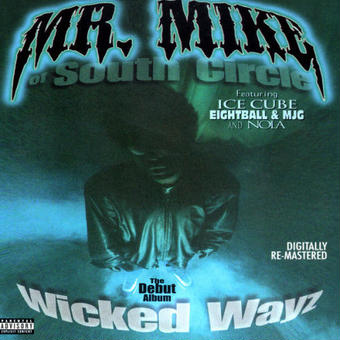 (LP) Mr. Mike / Wicked Wayz          <HIPHOP / Rap / 新品シールド>