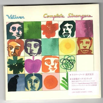 (CD) VETIVER / Complete Strangers    <ssw / soft rock / folk>