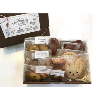 焼き菓子ボックス「NISHINOMIYUMMY」